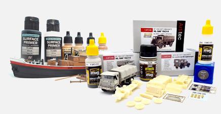 Artitec kits & tools