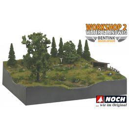 Workshop 2: NOCH Water & Landweg diorama