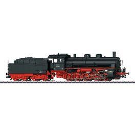 Güterzug-Dampflok BR 57.5 DB