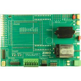 Decodertest-und-Anschlussplatine mit Motor für alle (Sound)d