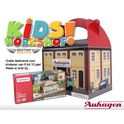 Kinderworkshop: Sessie 1 (9.00 - 10.30h)