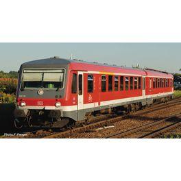 Dieseltriebz.BR628.4 vk. AC, Sound