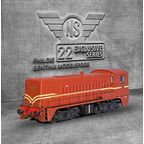Exclusief: NS 2294 Dieselloc