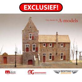 Exclusief: A-Models Bagijnetoren Delft - Laatste exemplaar
