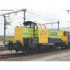 NL2018, Diesellok 102 RRF ex NMBS/SNCB VI + DSS PluX22