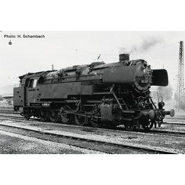Dampflokomotive 85 001, DB, AC, sound, rook