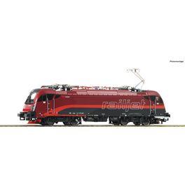 E-Lok Rh 1216 Railjet AC-Snd.