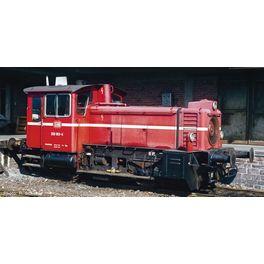 Diesellok BR 333 DB altrot DCC, Sound