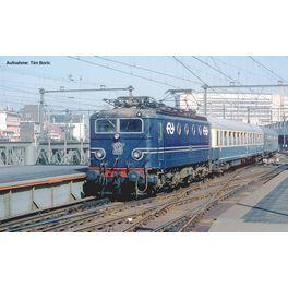 NL2019, E-Lok Rh 1100 NS IV + DSS PluX22