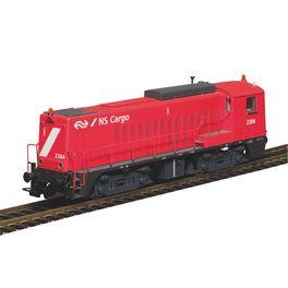 NL2019, Diesellok Rh 2200 rot NS IV + DSS PluX22