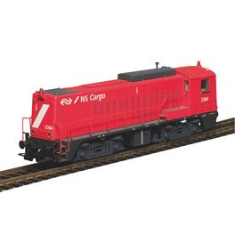 NL2019, AC, Diesellok Rh 2200 rot NS IV + PluX22 Dec.