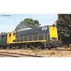 NL2019, Diesellok/Sound Rh 2200 NS gelb-grau IV + PluX22 Dec