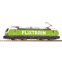 E-Lok BR 193 Vectron Flixtrain VI + DSS PluX22