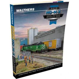 Walthers catalogus H0, N, Z 2020