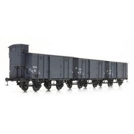 Set 3x CHD 4.m, NS 12450 en NS 7856 & 1x CHD 4.m NS 12536
