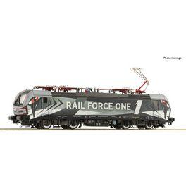 Eloc 193 623-6, Rail Force One, AC, Sound
