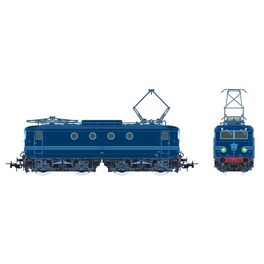 NL2020, E-Lok Rh 1100 NS blau III + DSS PluX22