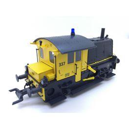 Diesellok Sik geelgrijs NS DCC, SOUND