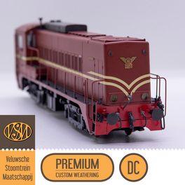 VSM 2233, DC - Premium Custom Weathering