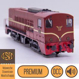 VSM 2299, DCC, Loksound - Premium