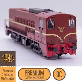 VSM 2299, DC - Premium Custom Weathering