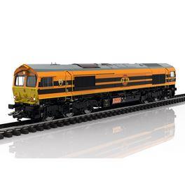 NL2020, Diesellok EMD Serie 66, RRF,
