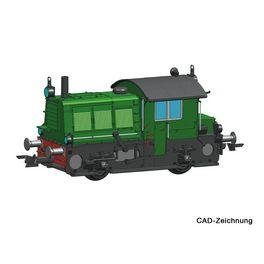 NL2020, Diesellok Sik groen, DCC, SOUND
