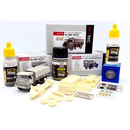 Artitec workshop: Militair - Bouw een resin kit
