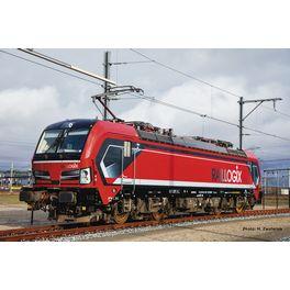 Eloc 193 627, Raillogix, DCC, Sound
