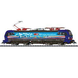 NL2020, E-Lok BR 193, SBB Cargo, Epoche VI, Holland Piercer