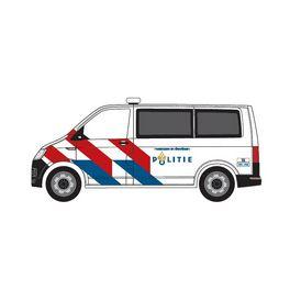 VW T6 Politie nieuwe striping