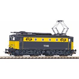 NL2021, NS 1100 geel/grijs IV, AC, Sound