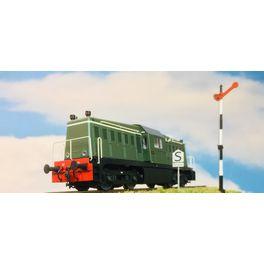 NL2021, NS 2000 III, DCC, Sound