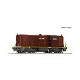 NL2021, NS 2400 bruin, DCC, Sound IV