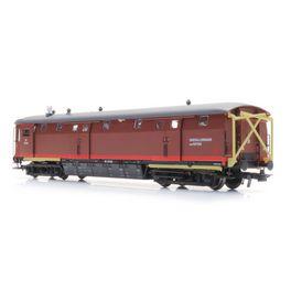 NS 157106, bruin, depot Den Haag, III